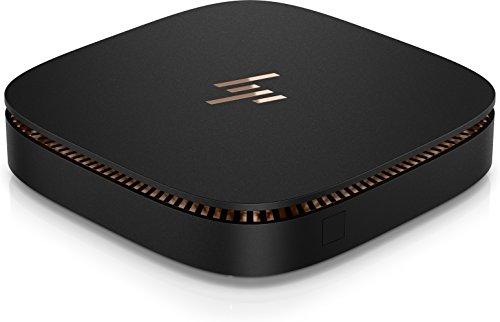 HP Elite Slice 2.8GHz i7-6700T USFF Nero