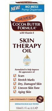 Palmer's Cocoa Butter Formula Skin Therapy Oil, 5.1 Ounce by Palmer's [Beauty] (English Manual)