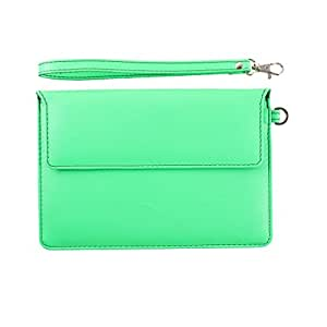 DooDa PU Leather Pouch Case Cover With Magnetic Closure & Video Viewing Stand For iPad Air