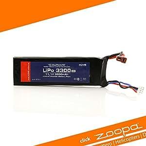 ACME - zoopa Q evo 550 batterie | LiPo | 11.1V | 3S | 3300mAh (ZQE550-14)