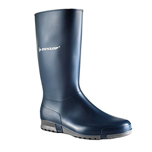 Dunlop le sport au détail Unisexe bleu botte - K254711