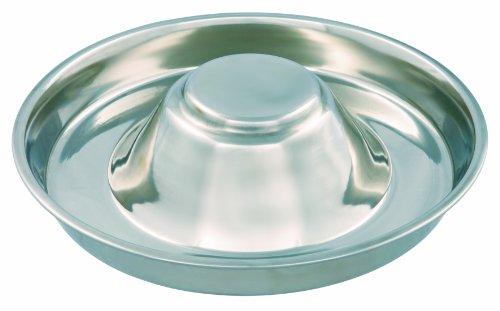 Trixie cucciolo Ciotola in acciaio inox, 29 cm di diametro