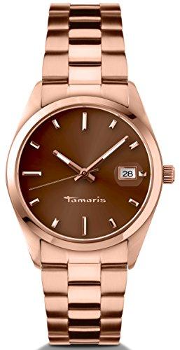Tamaris Damen-Armbanduhr Analog Quarz B03202380 Analog Farbton