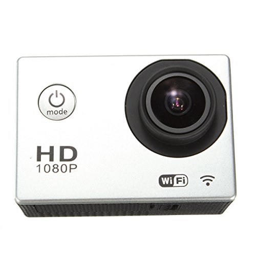 SJ4000-Full-HD-1080p-Mini-Sport-cmara-Action-DV-con-impermeable-carcasa-30-m-Extreme-color-argent-wifi