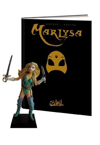 Marlysa T01 Album 20 ans Soleil