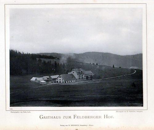 Feldberg Oberried Gasthaus Photographie
