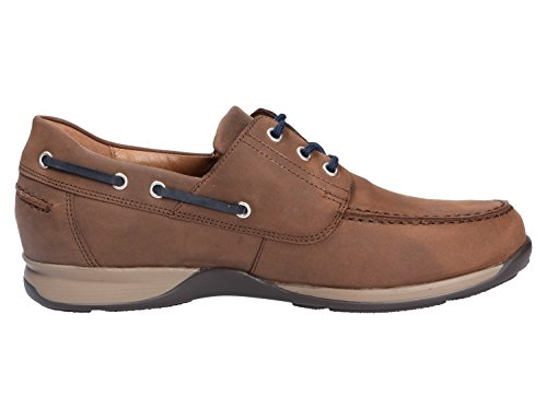WALDLÄUFER HILARIA 358501193001 femmes Mocassins, Marron