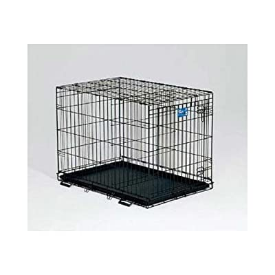 Midwest Metal Products Co. (Midwest Homes) Life Stages Fold & Carry Single-Door Dog Crate