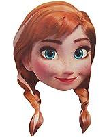 Disney Childrens/Kids Official Frozen Anna Face Mask