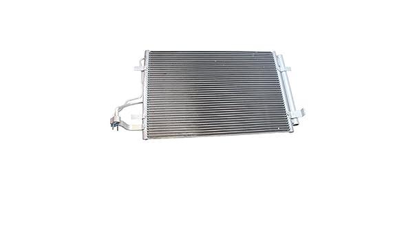 Trockner 520 x 362 x 16 mm Klima K/ühler Klimakondensator Kondensator Klimak/ühler Klimaanlage inkl