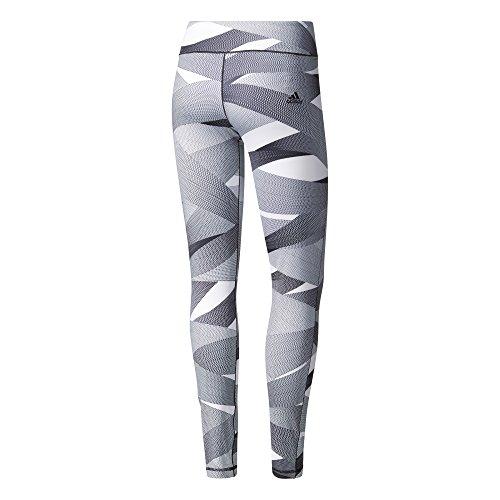 adidas Damen Ultimate Tights White/Print