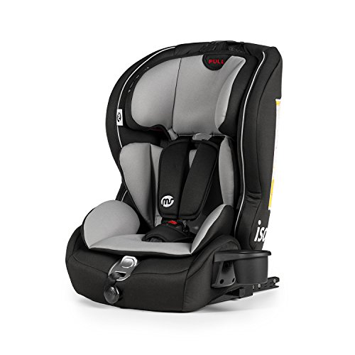 Innovationen MS 822- von Auto, Kindersitz Gruppe 1/2/3 (9 – 36 kg), grau