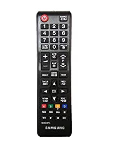 Isoelite Remote Compatible for Samsung LED/LCD Remote Control Works with All Samsung LED/LCD TV Model No :- BN59-607A (Please Match The Image with Your Old Remote)