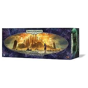 Fantasy Flight Games- Arkham Horror LCG - Retorno al Camino de Carcosa, Color (AHC36ES)