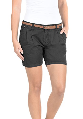 DESIRES Jacy - Shorts - Femme Dark Grey
