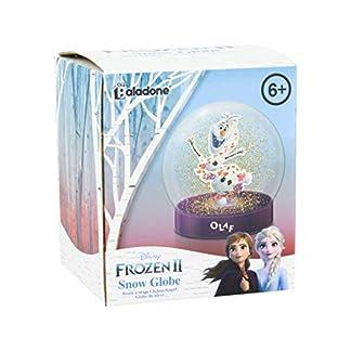 Paladone Bola de Navidad Olaf Frozen, 7,6 x 7,6 x 8
