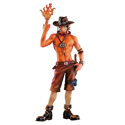Third Party - Figurine One Piece - Portgas D Ace Burning Color Scultures 19cm - 3296580269013