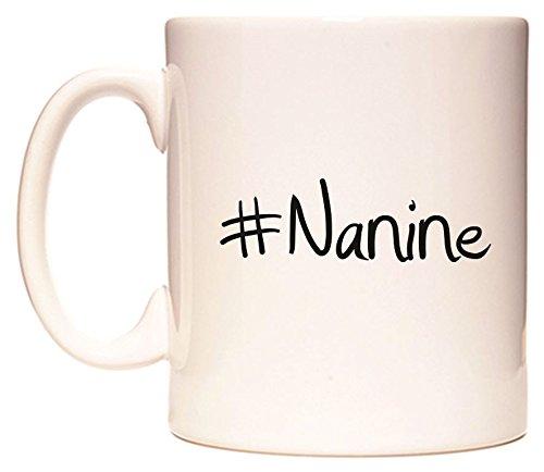 #Nanine Becher von WeDoMugs