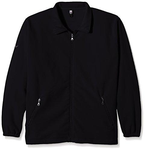 Trigema Damen Fleece Jacke, Blouson Femme Noir (Schwarz 008)