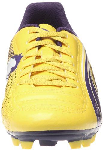Puma V6-11 IFG, Football mixte adulte Jaune