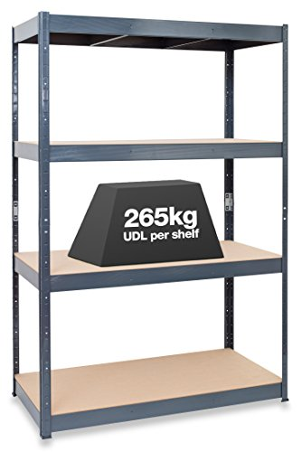 storalexr-120cm-extra-wide-heavy-duty-garage-shelving-units-4-tier-shed-office-storage-shelves-265kg