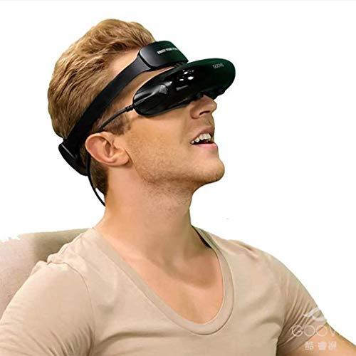 HD VR eine Maschine 4k Film Video 3D Brille kopfmontierte Anzeige privates Theater für Handy VR 3D Filme und Spiele