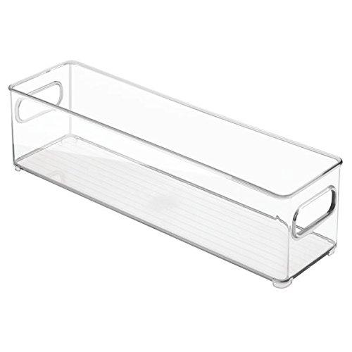 InterDesign Fridge Binz Storage Bin, 4 x 4-inch
