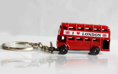 I love London Novelty BNWT London Double Decker Bus for sale  Delivered anywhere in UK