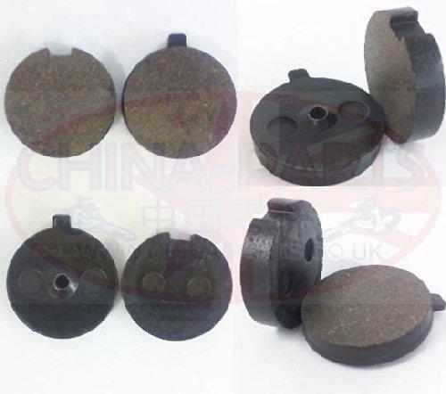 Plaquettes de frein pour Lifan LT 125-3 A F