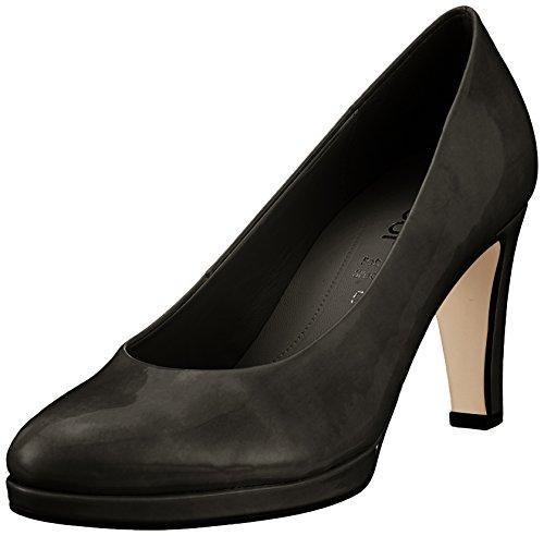 Gabor Shoes Damen Fashion Pumps, Schwarz (Schwarz (Natur)), 40 EU