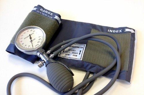 Blutdruckmessgerät Premium II. Das ideale Blutdruckmessgerät für Praxis, Rettungsdienst, THW & Feuerwehr -