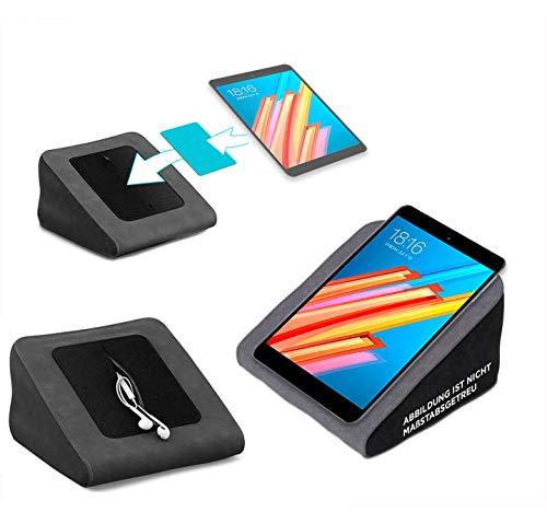Preisvergleich Produktbild reboon Tablet Kissen für das Teclast M89 - ideale iPad Halterung,  Tablet Halter,  eBook-Reader Halter für Bett & Couch