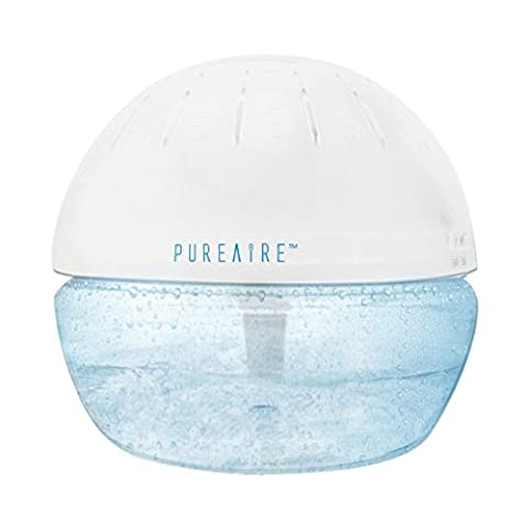 PureAire Basic Air Purifier Ioniser Revitaliser with Ambient Spa Style LED Light