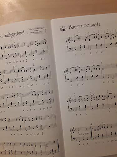 Zillertaler Weihnacht - Akkordeon Noten [Musiknoten]