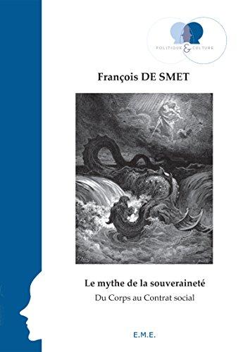 Livres gratuits Le mythe de la souveraineté (Politique et culture) pdf