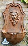 Brunnen mit Löwenkopf