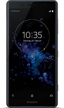 Sony Xperia Xz2 Compact Smartphone (12,7 Cm (5,0 Zoll) Ips Full Hd+ Display, 64 Gb Interner Speicher Und 4 Gb Ram, Dual-sim, Ip68, Android 8.0) Black - Deutsche Version 3