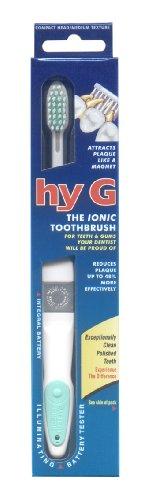 hyG Ionen-Zahnbürste, Farbe Kann Abweichen - W5210