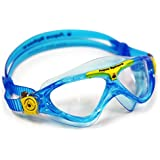 Aqua Sphere Vista Junior Swimming Goggles - Aqua - Clear Lens