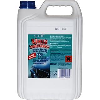 Algorex Kühler-Frostschutz Kühlerfrostschutz gebrauchsfertig bis -40°C 5 Liter