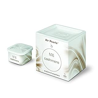 ipuro air pearls no. 6 cashmere capsule, 1 Box (2 x Kapseln)