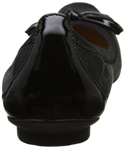 Jb Martin Yeti E16, Ballerines femme Noir (T Scoop/Vver Noir)