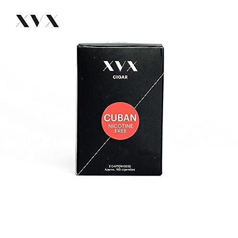 XVX CIGAR Nachfüllpatrone \ Elektronische Zigarre Nachfüllkartusche \ Kubanische Zigarre