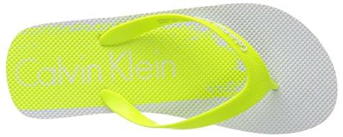 Calvin Klein Jeans Stewart Jelly Herren Dusch- & Badeschuhe Mehrfarbig - Multicolore (Wyf)
