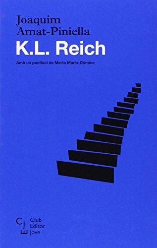 K.L. Reich (Club Editor Jove)