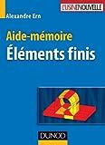 Aide-mémoire des éléments finis - NP