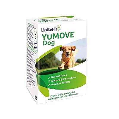 Lintbells YuMOVE Dog Supplement from Lintbells