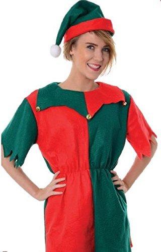 Anker Costume per Donna da Elfo