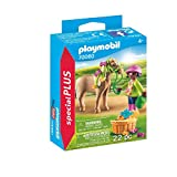 Playmobil Special Plus 70060 - Bambina con Pony, dai 4 anni