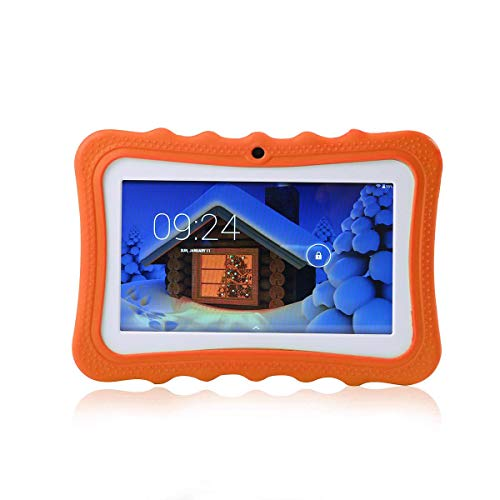 Tablet infantil Womdee - 7 pulgadas (disponible en varios colores)
